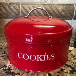 "Cookie Canister ""William Sonoma"""